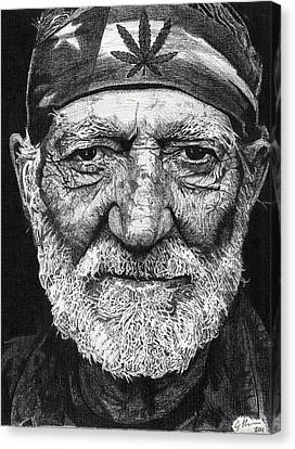 Free Willie Canvas Print