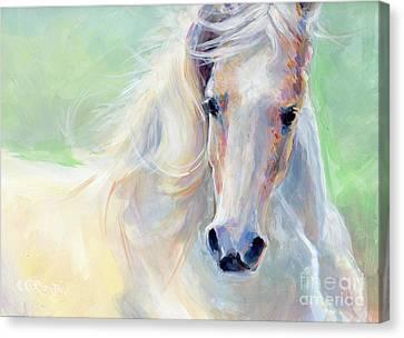 Freedom Canvas Print by Kimberly Santini