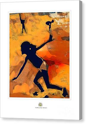 Freedom To Fly Canvas Print by Bob Salo