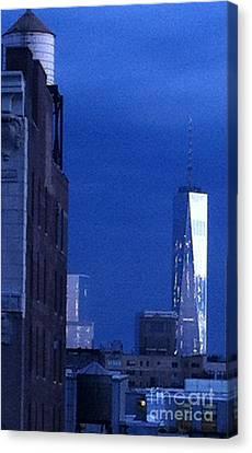 Freedom Tower Twenty Nine Canvas Print