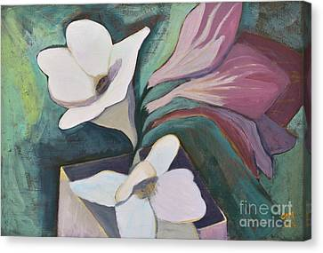 Freesia Canvas Print