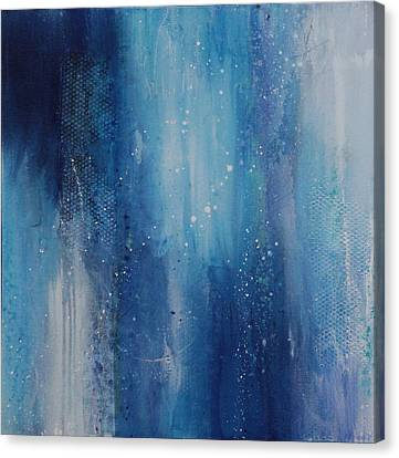 Freezing Rain #1 Canvas Print