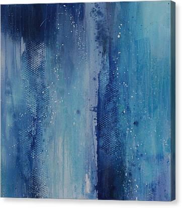 Freezing Rain #2 Canvas Print