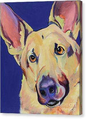 Freida Canvas Print by Pat Saunders-White