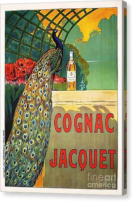 French Cognac - Jaquet Canvas Print