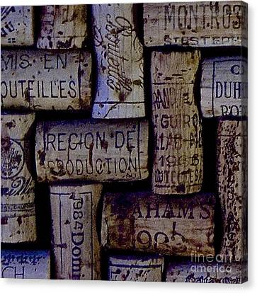 French Corks Canvas Print by Anthony Jones