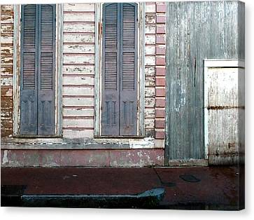 French Quarter Canvas Print by Steve Archbold