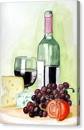 French Tradition Canvas Print