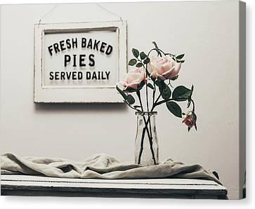 Fresh Baked Canvas Print
