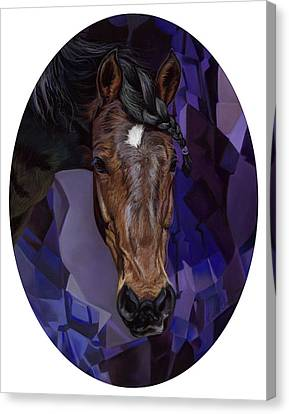 Frieda's Gem Canvas Print by Kim McElroy