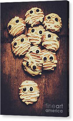 Fright Night Party Baking Canvas Print by Jorgo Photography - Wall Art Gallery