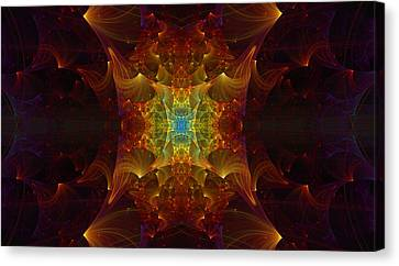 From Chaos Arisen Canvas Print