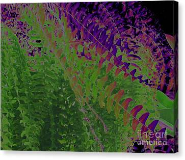Canvas Print featuring the photograph From Day To Night by Robert D McBain