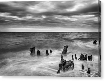 From The Depths Canvas Print by Jon Glaser