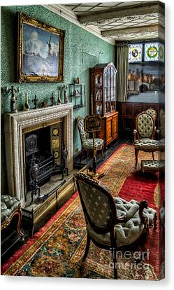 From The Past Canvas Print by Adrian Evans