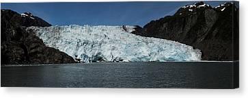 Frontier Glacier Canvas Print