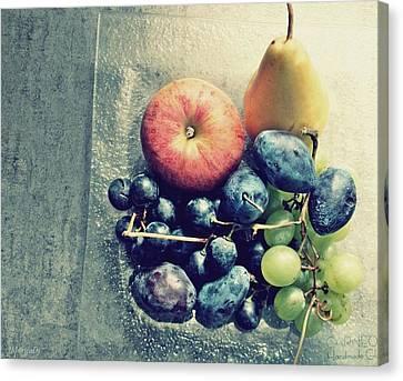 Canvas Print - Fruitful Autumn by Marija Djedovic