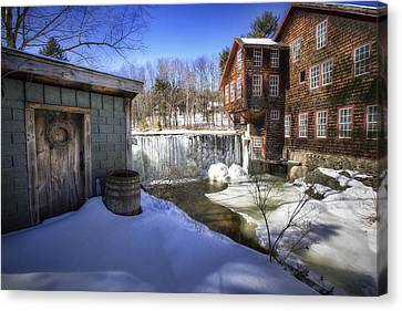 Frye's Measure Mill Canvas Print