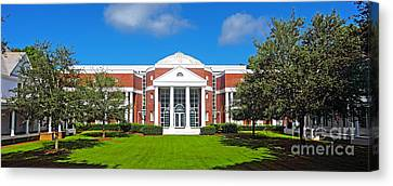 Fsu College Of Law Canvas Print