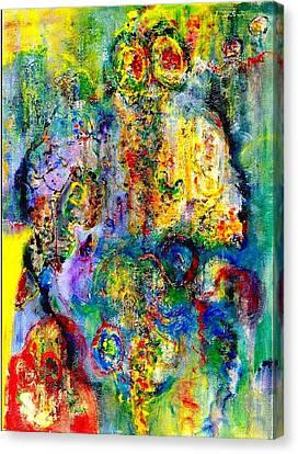 Fugacious Canvas Print