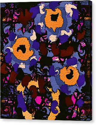 Full Bloom Canvas Print by Natalie Holland