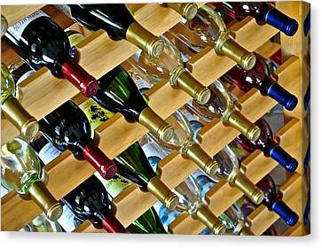 Fully Loaded Canvas Print by Frozen in Time Fine Art Photography