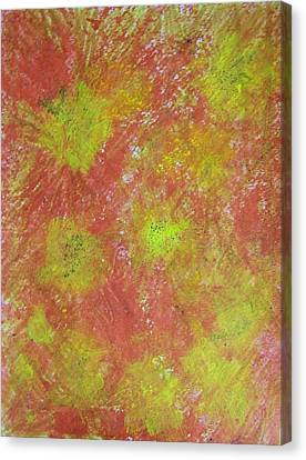 Fun On The Fourth Canvas Print by Judith Redman