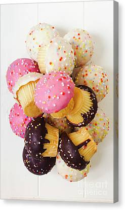 Fun Sweets Canvas Print by Jorgo Photography - Wall Art Gallery