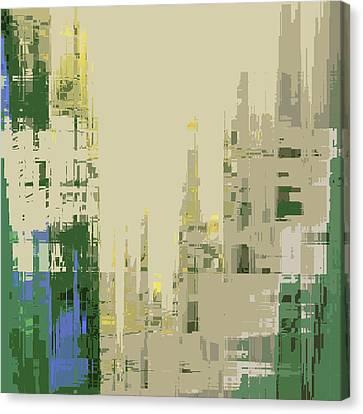 Futura Circa 66 Canvas Print
