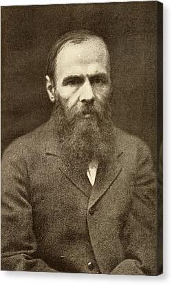 Fyodor Mikhaylovich Canvas Print