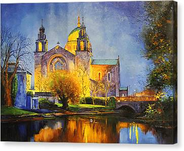 Galway Cathedral, Ireland Canvas Print