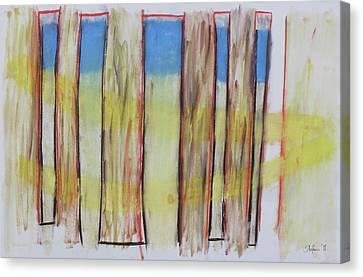 Gamut Canvas Print