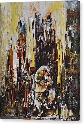 Ganesha Varaganapati Canvas Print by Durshit Bhaskar