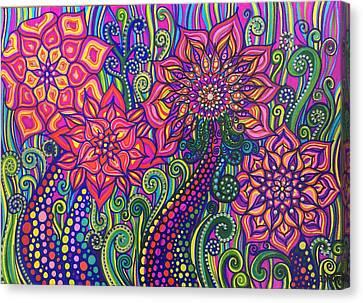 Garden Of Life  Canvas Print