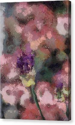 Garden Of Love Canvas Print by Trish Tritz