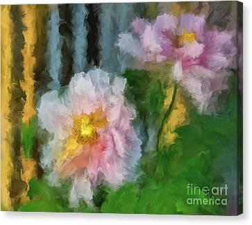 Canvas Print - Garden Variety by Lois Bryan