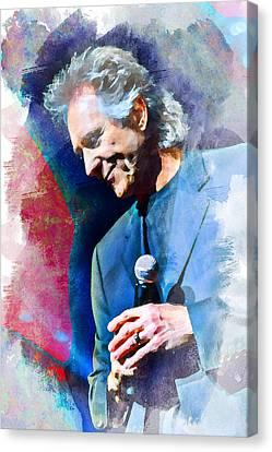 Gary Puckett Canvas Print