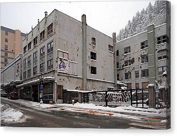 Gastineau Apartments Canvas Print