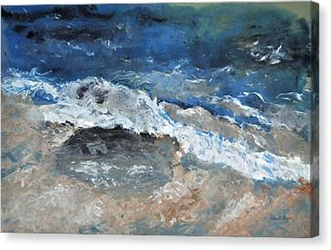 Gathering Storm Canvas Print