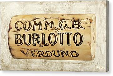 Gb Burlotto Canvas Print