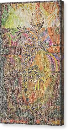 Gecko Canvas Print