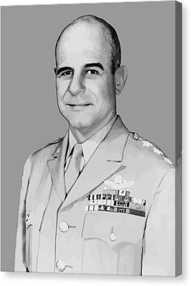 General James Doolittle Canvas Print