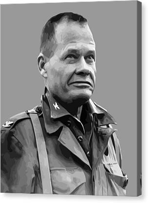 General Lewis Chesty Puller Canvas Print