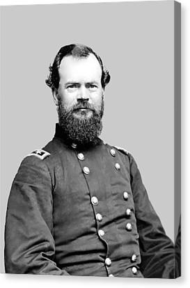General Mcpherson Canvas Print