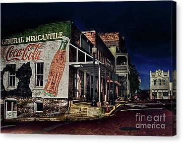 General Mercantile Canvas Print by Savannah Gibbs