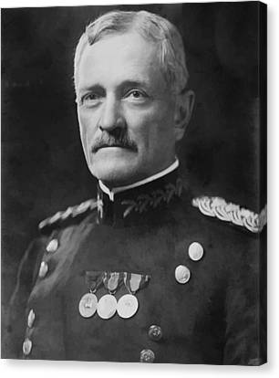 General Pershing Canvas Print by War Is Hell Store