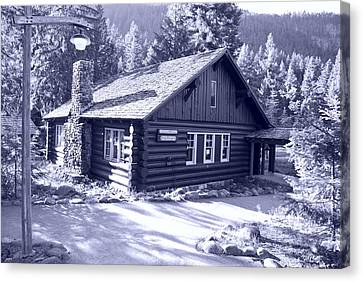 General Store Canvas Print by Larry Keahey