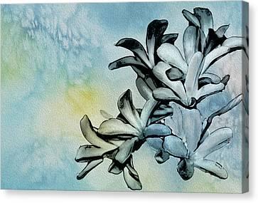 Gentle Blooms Canvas Print