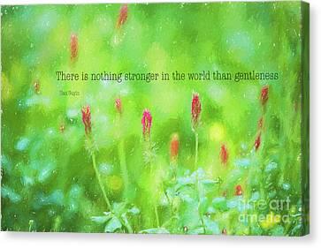 Canvas Print - Gentleness by Scott Pellegrin
