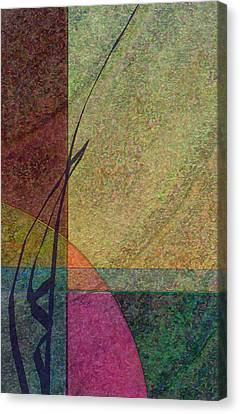 Geo Canvas Print by Gordon Beck